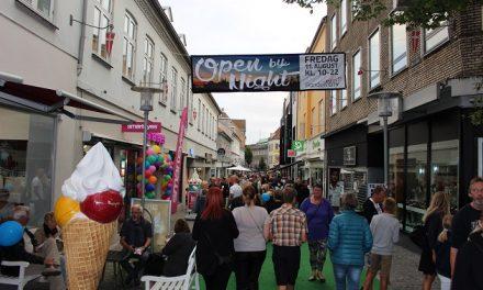Positive toner om midtbyen i Randers