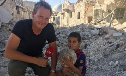 Rasmus Tantholdt: At kunne blive berørt er en del af jobbet