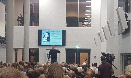Inspirerende foredrag med Rasmus Tantholdt på Erhvervsakademi Dania