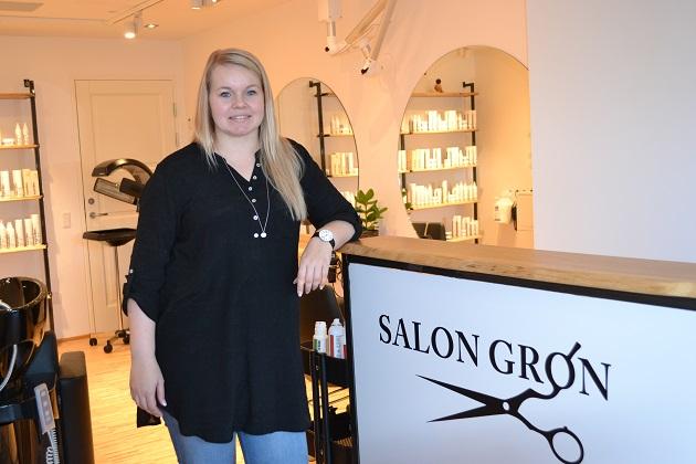 Ny Grøn Salon I Randers For Hele Familien Din Avis