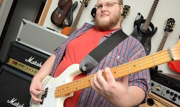 Rene vil have øvelokaler til lokale musikere