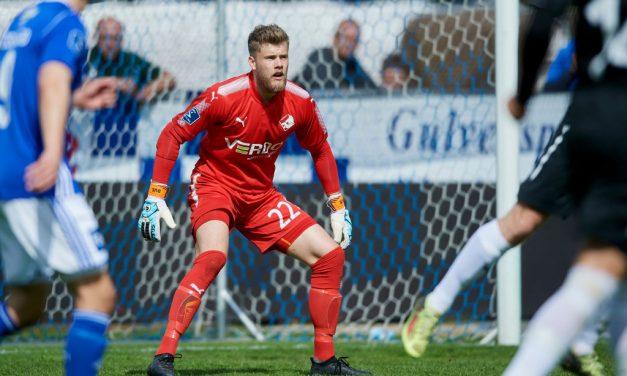 Frederik Due forlader Randers FC