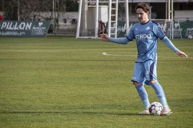 Erik Marxen er ny anfører i Randers FC