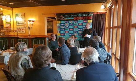 Billardturneringer i Randers rækker helt ind i folkeskolen