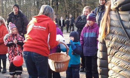 Red Barnet Randers afholder nytårskur