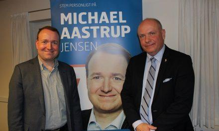 Gade og Aastrup skyder valgkampen i gang