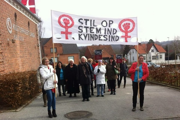 Kvindedagen i Langå – 10 års jubilæum