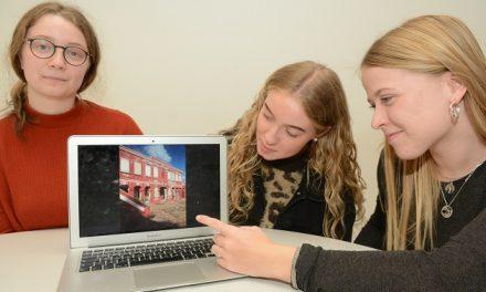 Paderup elever fortæller om en vigtig del af Danmarkshistorien