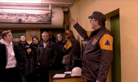Randers Beredskabsmuseum viser rundt i den 'hemmelige' bunker