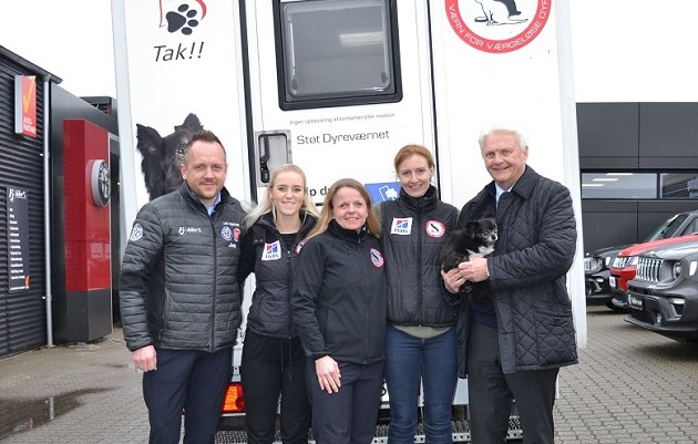 Privatperson fra Randers donerer endnu en Frynseklinik
