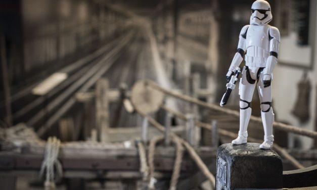 Star Wars på Museum Østjylland
