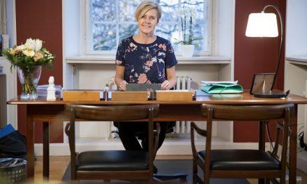 Minister besøger kulturen i Randers