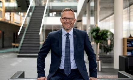 Sparekassen Kronjylland kåret til Europas bedste arbejdsplads