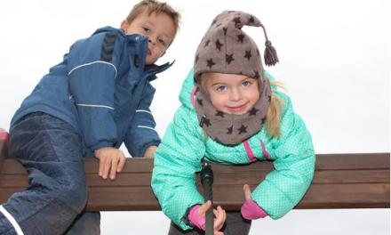 Stor forældretilfredshed i kommunens dagtilbud