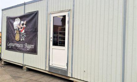 Løgstørvejens Bageri klar med ny butik
