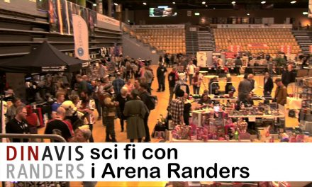 Sci-Fi Con i Arena Randers