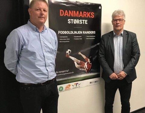 Fodboldlinjen Randers udvider med nyt koncept