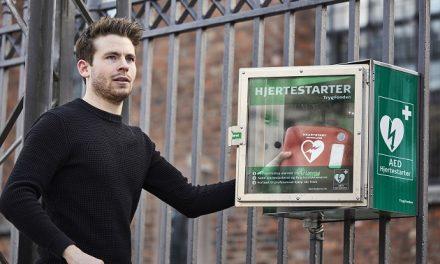 Ny kampagne for at skaffe flere hjerteløbere