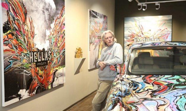 Provokunstners største udstilling åbner i Randers