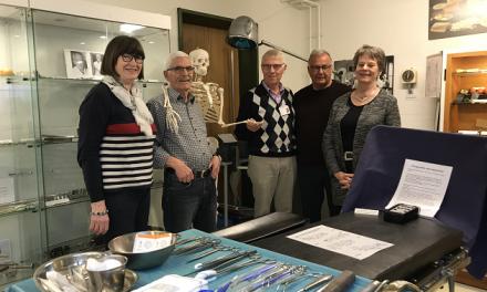 Sygehusmuseet fejrer 25 års jubilæum på lørdag