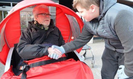 Samvær med ældre skal styrke de unge