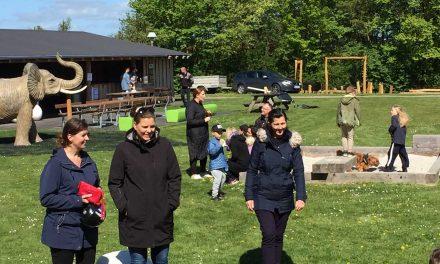 Æggefestival i Øster Bjerregrav