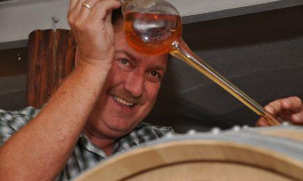 Cold Hand Winery åbner for gourmetoplevelser
