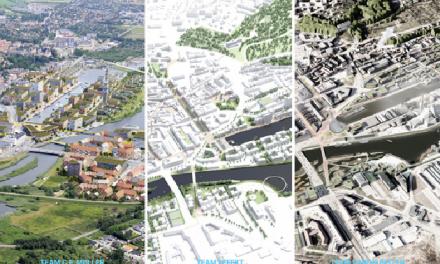 Tre forslag til at få Byen til Vandet bliver nu sat til debat