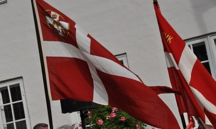 Grundlovsceremoni i Randers 2. august