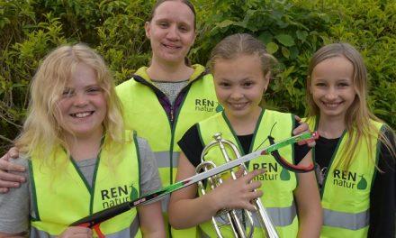 Foreninger i Randers er vilde med at samle affald
