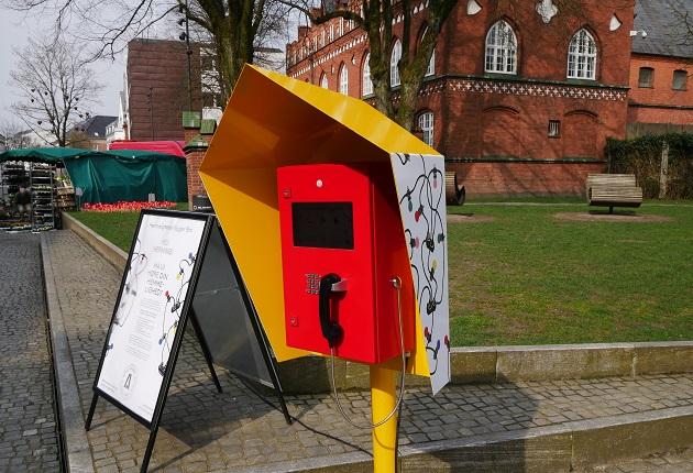 Randers-hemmeligheder bliver indsamlet i juni til nyt kunstprojekt