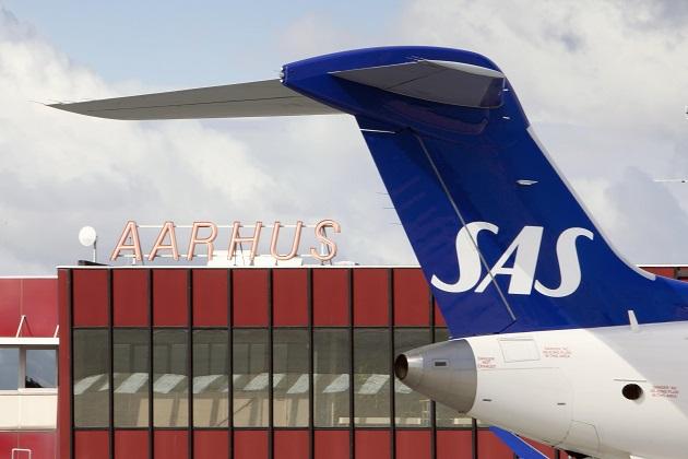 Passagervækst til Aarhus Airport