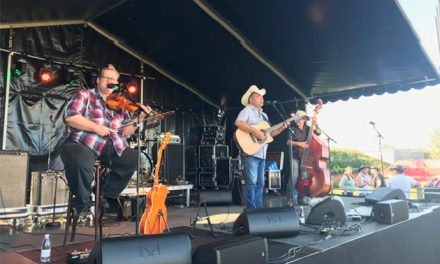 Velbesøgt Country Festival