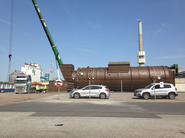 92 tons skal over Randersbro i aften