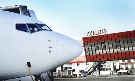 Aarhus Airport præsenterer ny lufthavn