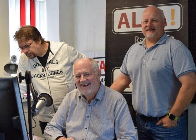 25 år med Radio Alfa