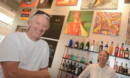 Kunstfærdig Lounge åbnet på Hotel Randers