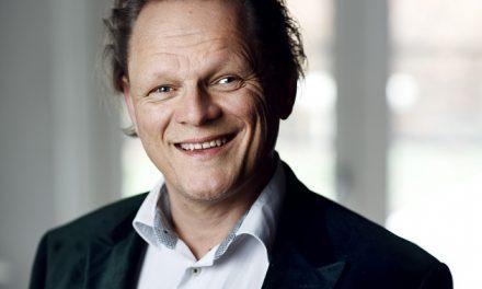 Sigurd Barrett fejrer 40 år på scenen