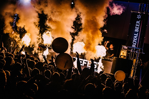 Gadefest Tour vælter byen igen