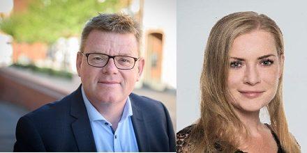 Fællessang med Torben Hansen og Louise Høeg