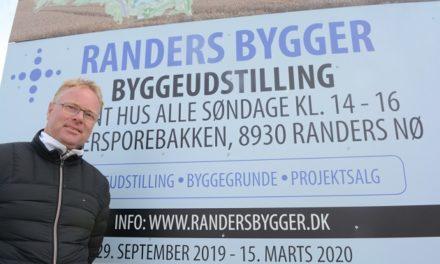 Randers Bygger endnu engang i Dronningborg
