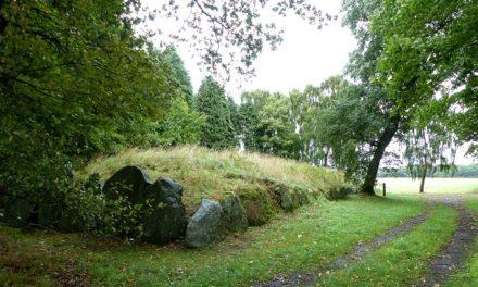 Runesten og fortidsminder mellem fjordene