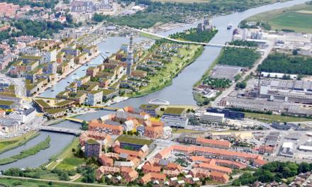 Byen eller Byg til vandet?