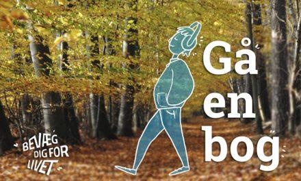 Nyt tiltag i Randers : Gå en bog