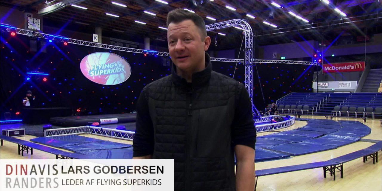 Flying Superkids i Arena Randers