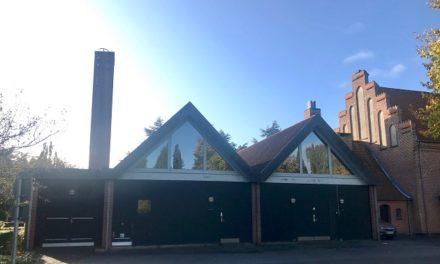 Krematoriet på Nordre Kirkegård er skiftet til CO2-neutral fyringsolie