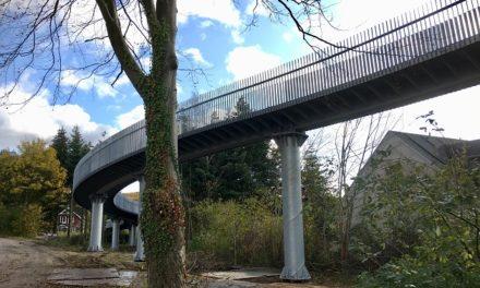 Der bygges bro mellem byens borgere