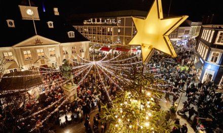 Julen starter lige om lidt i Randers