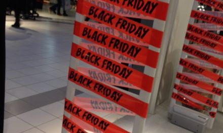 Black Friday fredag d. 29. november i Randers Storcenter