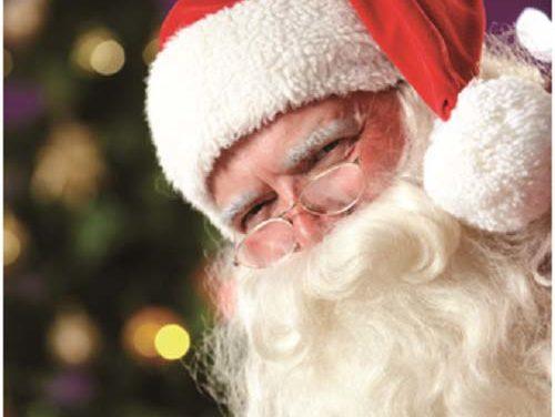 Julen starter i Randers Storcenter